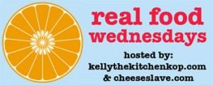 Join Us for Real Food Wednesdays!