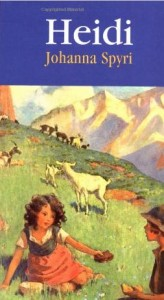 Heidi--Classic Book Tells of Raw Milk's Goodness